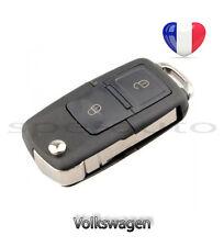 plip coque clé Volkswagen 2 btons Vw Touareg Bora Sharan Transporter Touran