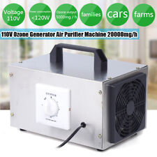 10g/h Ozone Generator Ozone Disinfection Device Air Purifier Machine Home Sale !