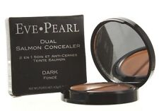 Eve Pearl HD Dual Duo Foundation Salmon Concealer in Dark New Fresh Boxed