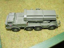 BM-27 MLRS Russian/Soviet diecast Fabbri 1/72 BNIB CLEARANCE PRICE!