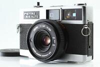 *Rare : Almost Mint* Petri ES Auto 35mm Rangefinder Film Camera 38mm Lens Japan