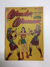 Wonder Woman #33 1949