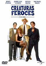 Fierce Creatures [DVD] [1997] - DVD  6KVG The Cheap Fast Free Post