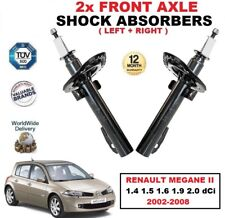 Front 2x Shock Absorbers for RENAULT Megane II 1.4 1.5 1.6 1.9 2.0 Dci 2002-2008