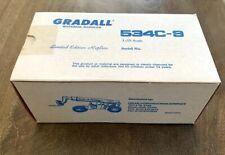 GRADALL 534C-9 1:32 MATERIAL HANDLER construction vehicle die-cast NEW model