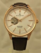 Accurist Gents Automatic Watch - 7702-NEW
