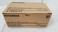 Mitsubishi CK800FS4P Color Roll Paper for CP800 series printers