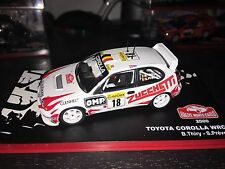 Toyota Corolla WRC - Rally Monte Carlo 2000 - Bruno Thiry