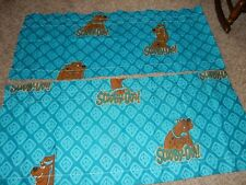 Ln Set of 2 84x15 Vintage Scooby Doo Dog Tags Sd Window Valances (Fabric)