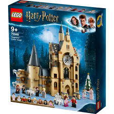 Lego Harry Potter Hogwarts Clock Tower Building Set - 75948