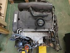 VW GOLF AUDI A3 2.0TDI BKD 140BHP COMPLETE ENGINE WITH PUMP INJECTORS & TURBO