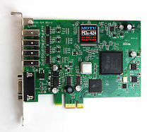 MOTU PCIe-424 Card for 2408/1224/HD192 PCI-e