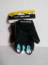 Golds Gym Womens Tacky Gloves SMALL