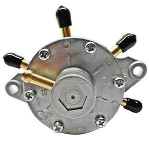 Mikuni Triple Fuel Pump 1993-1999 Polaris Sl Slt Slx Ts 1100r 900
