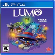 Lumo -Sony Playstation 4 Video Games For Kids Ps4 Original Free Maximum Games Ne