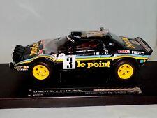 Lancia Stratos HF #3 Darniche Maha 1ST TOUR DE FRANCE 1980  SUN STAR 4515 1:18