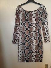 3/4 Sleeve Mini Dresses PRETTYLITTLETHING for Women