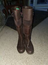 Ladies Timberland Knee High Pull On  Boots 6