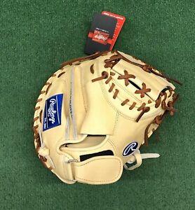 "Rawlings Heart of the Hide 32.5"" Salvador Perez Baseball Catchers Mitt PROSP13C"