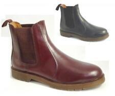 Botas de hombre botines de piel color principal negro