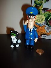 Postman Pat & Jess The Cat Action Figure Set, 4 Inches, See Others & Combine