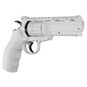 Elite Force H8R Gen2 White Edition Airsoft CO2 Revolver (P18) inkl 3 CO2 Kapseln