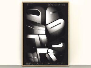 Phuture - Acid Tracks / Limited Edition Art Print