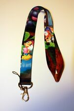 Children's Lanyard - Mickey & Minnie - FREE FAST Shipping
