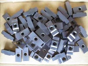 Wendeplatten Hartmetall-Schrott VHM ca. 920 gr. Ingersoll LND 334  neu