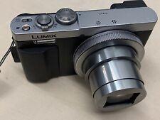 Panasonic LUMIX DMC-ZS50 12.1MP Digital Camera - Silver