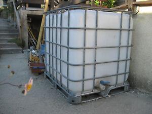 cuve à eau 1200 litres
