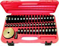 T & E Tools Custom Bushing Bearing & Seal Driver Set 18mm - 65mm TE9012 New
