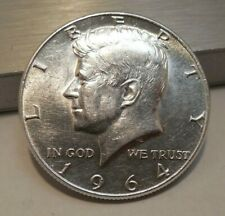 Magician's Coin - Double Sided - Heads - 1964 Silver Kennedy Half Dollar