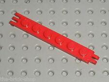 LEGO Red hinge plate 4504  / set 8857 & 6056  Dragon Wagon