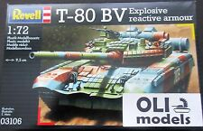 1/72 T-80 BV w/Explosive reactive armour - Revell 03106