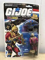 Vintage Hasbro 1987 ARAH GI JOE-COBRA Voltar Destro's General Iron Grenadier MOC