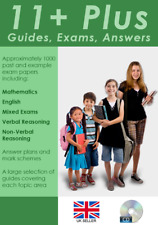 11+ Eleven Plus Exams- Guides, Papers, Answers and more! QUICK DELIVERY!