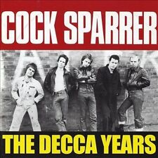 Cock Sparrer CD The Decca years Oi Punk Rock skins Runnin Riot Sunday Stripper