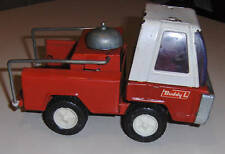 """VTG BUDDY L FIRE TRUCK~JAPAN~7"""" LONG WITH BELL~RESTORE OR PARTS"""
