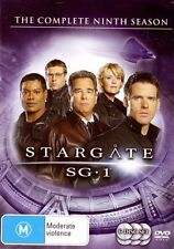STARGATE SG-1 SG1 : SEASON 9 : NEW DVD