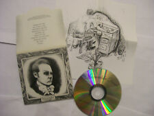 MARMADUKE DANDO Heathcliffian Surly – 2010 UK CD PROMO  – Folk Pop – V RARE!