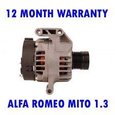 ALFA ROMEO MITO 1.3 HATCHBACK 2008 2009 2010 2011 - 2015 ALTERNATOR