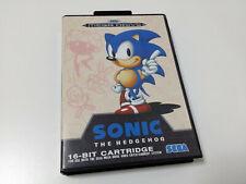"""Juego """"Sonic"""" para Mega Drive   PAL"""