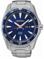 Seiko Gents Solar Powered Watch  SNE391P1-NEW
