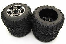 Arrma NERO TIRES & Wheels (tyres rims DBoots Ragnarok MT 17mm Big Rock AR550035