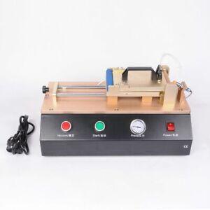 WOO Film Laminator Built-in Vacuum Pump Automatic LCD Screen Laminating Machine