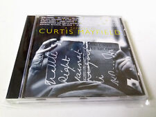 """CD """"A TRIBUTE TO CURTIS MAYFIELD"""" CD 17 TRACKS BRUCE SPRINGSTEEN ERIC CLAPTON PH"""