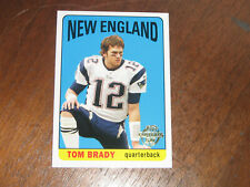 2005 Topps Throwbacks Tom Brady