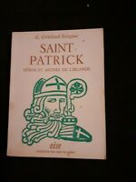 G. Cerbelaud-Salagnac - Saint Patrick - Coll. Nos amis les Saints (EISE, 1956)