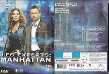 LES EXPERTS : MANHATTAN - SAISON 2 EPISODES 1 à 12 ( COFFRET 3 DVD ) GARY SINISE